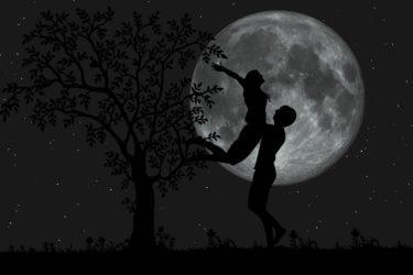 恋愛月のおまじない
