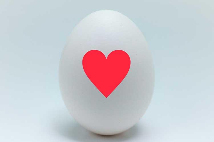 復縁に効く「卵のおまじない」