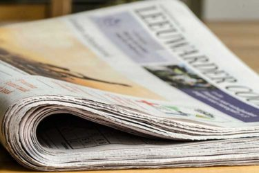 復縁に効果のある新聞紙のおまじない